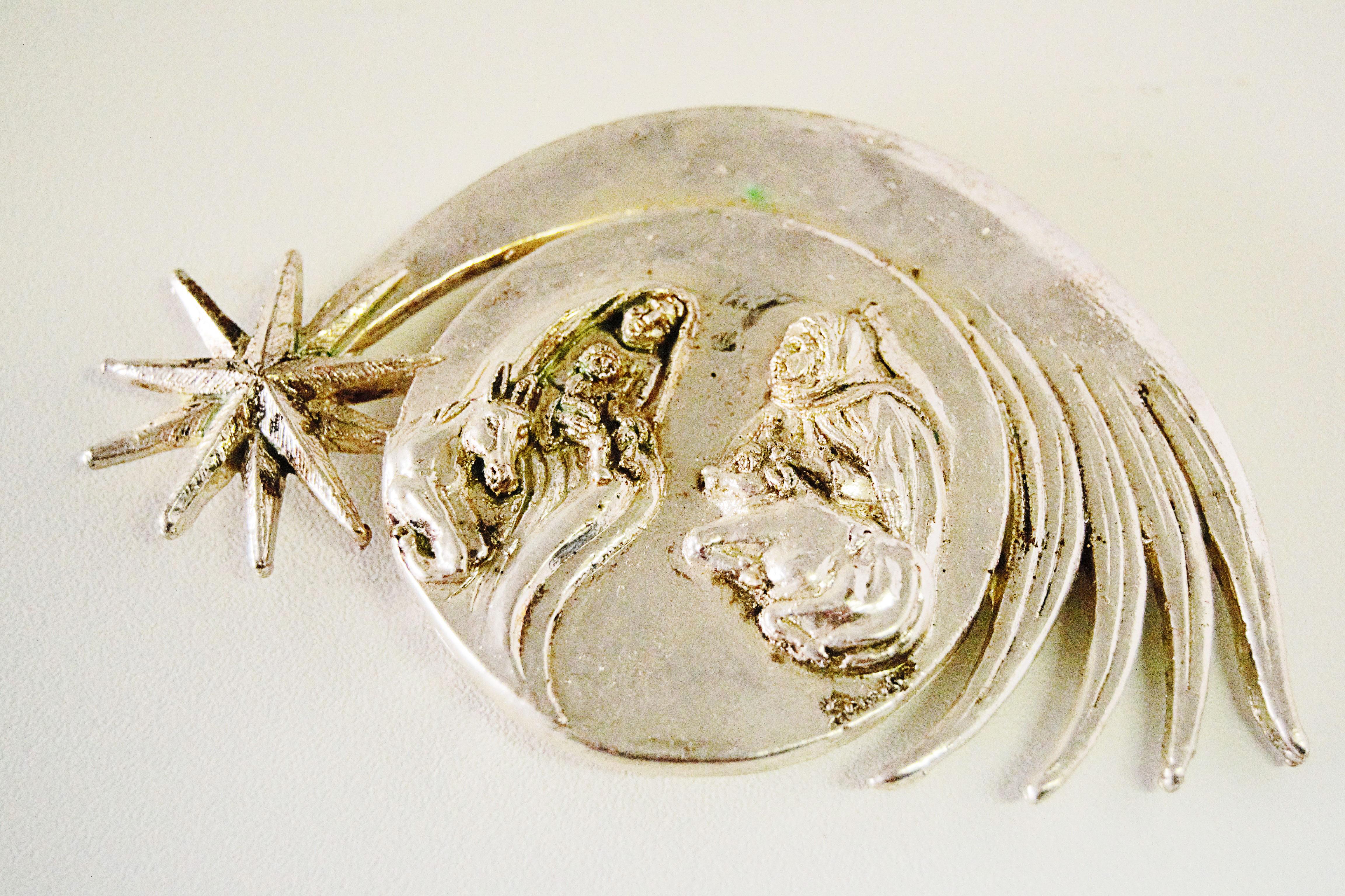 arte sacra, sculture in bronzo, fusioni a cera persa