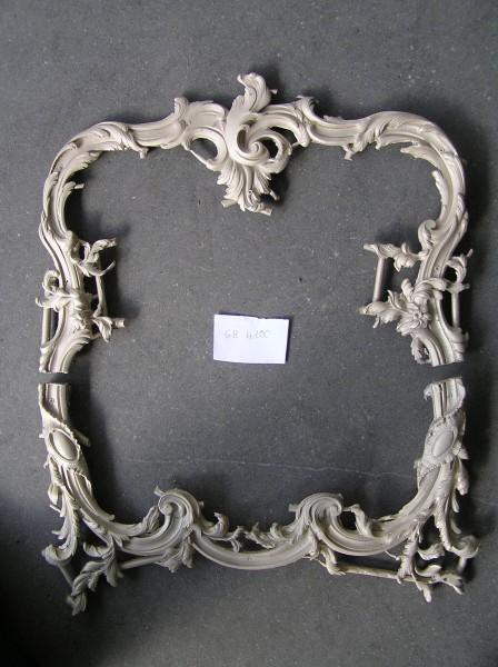 arte bronzo - fregio mobile cornice stile barocco