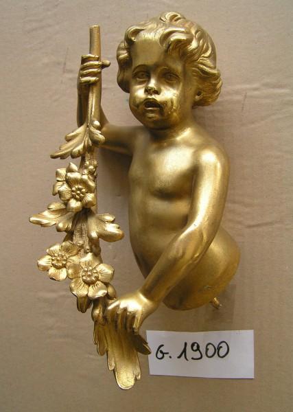arte bronzo - scultura in ottone