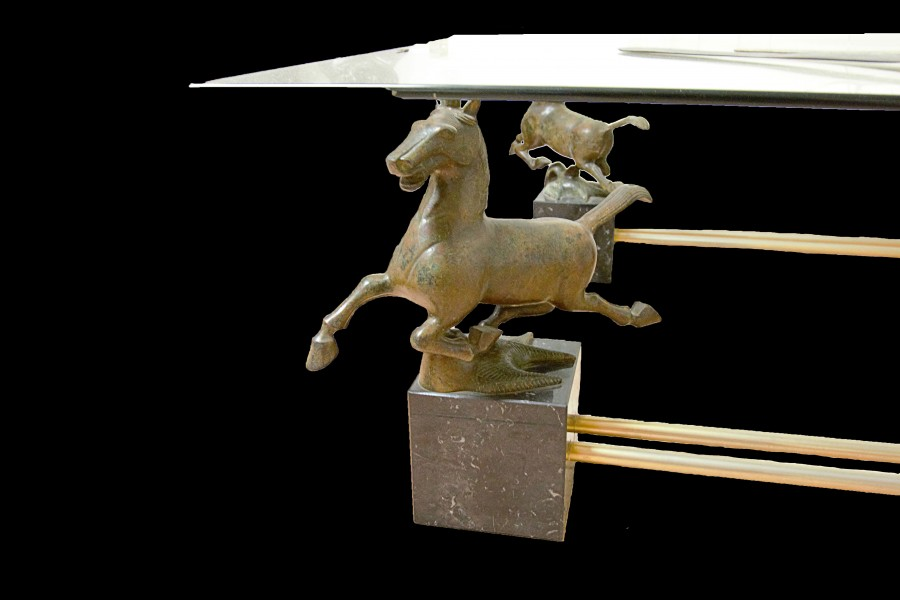 art bronze sculpture - bronze sculpture for interior design