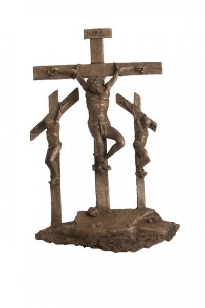 dodicesima stazione via crucis Gesù muore sulla croce