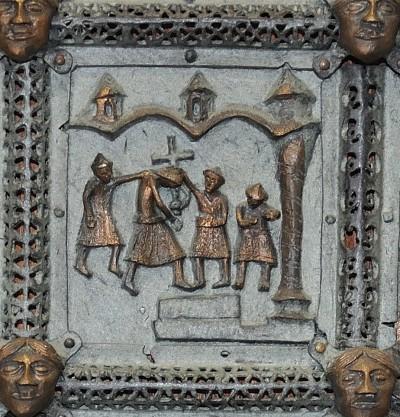 Formella di San Zeno - via crucis