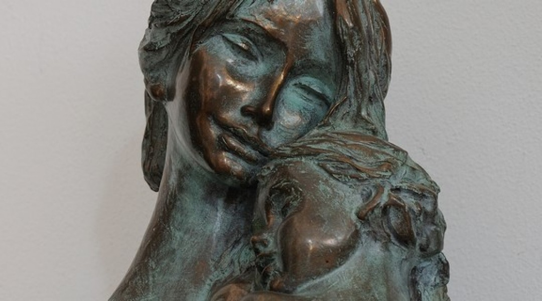 art bronze sculpture - Bronze sculpture of woman