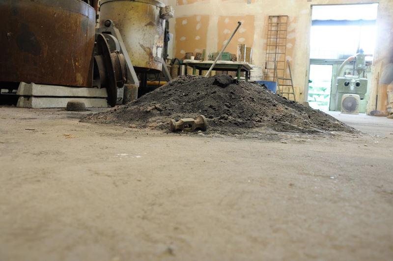 laboratorio fonderia artistica bronzo bmn arte - 7