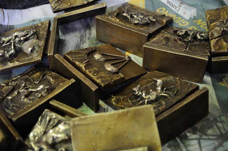 laboratorio fonderia artistica bronzo lost wax bronze - 8