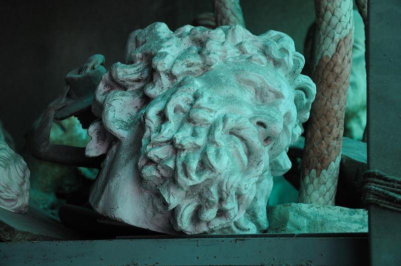 laboratorio fonderia artistica bronzo bmn arte - 9