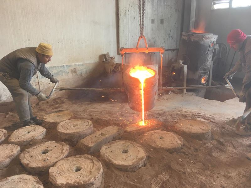 laboratorio fonderia artistica bronzo lost wax bronze - 16