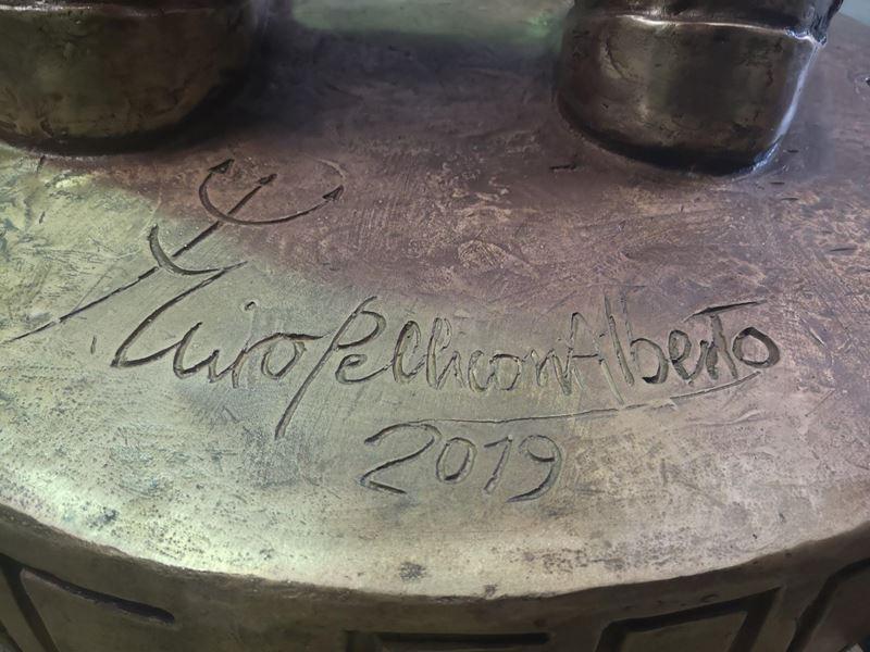 laboratorio fonderia artistica bronzo bmn arte - 20