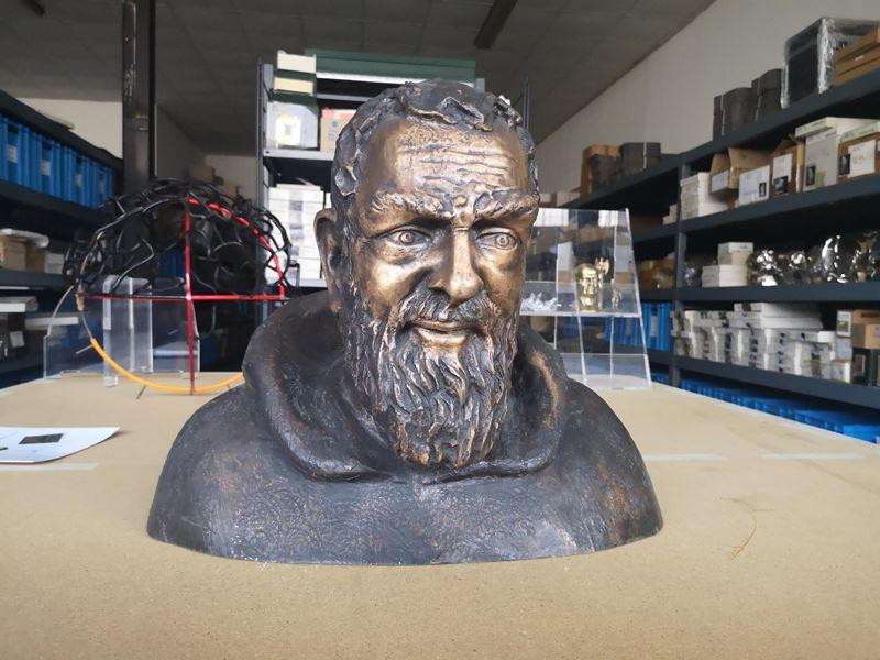 laboratorio fonderia artistica bronzo lost wax bronze - 23