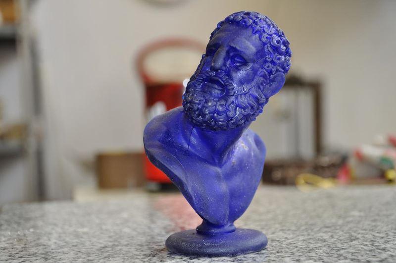 laboratorio fonderia artistica bronzo lost wax bronze - 30