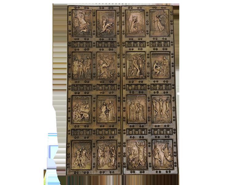 Vendita Porta Santa in Vaticano fusione in bronzo
